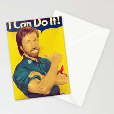 He can Stationery Cards