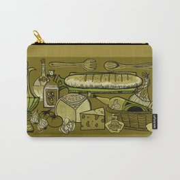 My Mid-Century Kitchen Carry-All Pouch