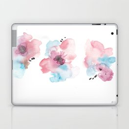 180807 Abstract Watercolour 7| Colorful Abstract |Modern Watercolor Art Laptop & iPad Skin