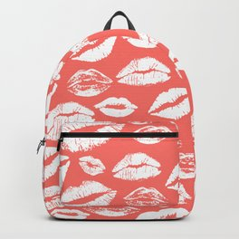 Lip 24 Living Coral Backpack