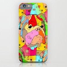 PopART Bulldogge By Nico Bielow iPhone 6s Slim Case