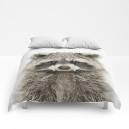 Raccoon Comforters