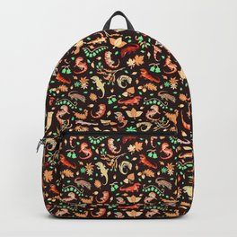 Autumn Geckos Backpack