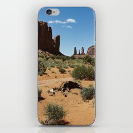 Monument Valley Horse Carcass iPhone Skin