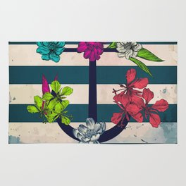 Summertime Sailing Rug