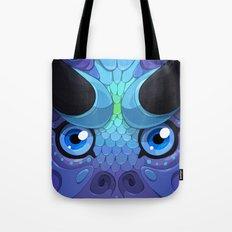 Lady Grey Tote Bag