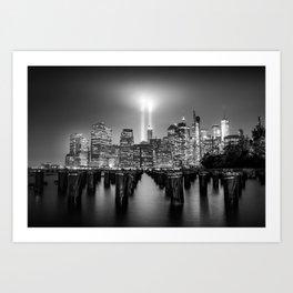 Spirit of New York Art Print