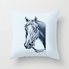 Handsome : Vain (Aust) Throw Pillow