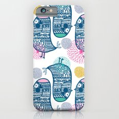 KISSING BIRDS Slim Case iPhone 6s