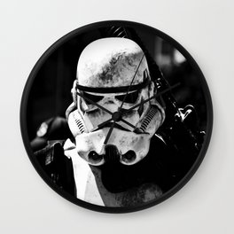 Imperial Stormtrooper 2 Wall Clock