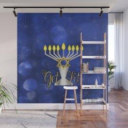 Get Lit Wall Mural