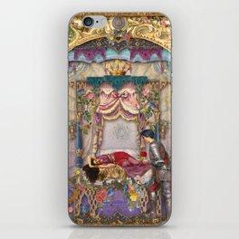 Sleeping Beauty iPhone Skin