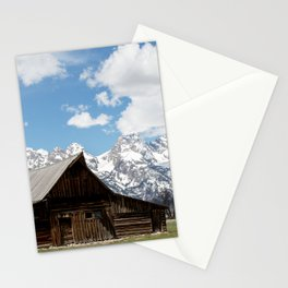 Mormon Row 2-Thomas Alma & Lucille Moulton Homestead Stationery Cards