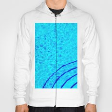 428 - Abstract water design Hoody