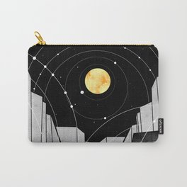 Astronomy mountains Carry-All Pouch