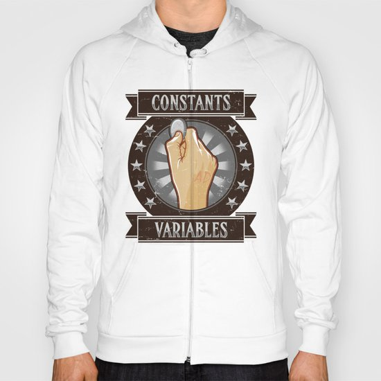 Constants & Variable Hoody
