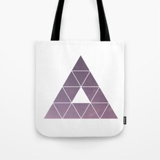 Pyramid Starry Sky Tote Bag
