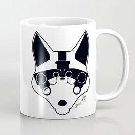 Tactical Fox - White Coffee Mug