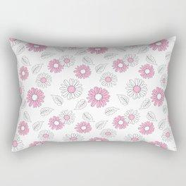 Simple Flowers 1 Rectangular Pillow