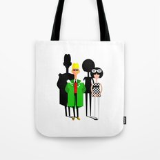 We Are The Mods! Tote Bag