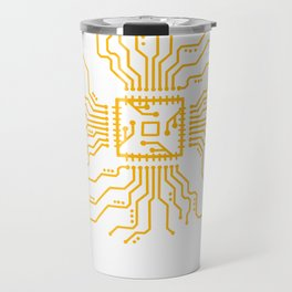 CPU motherboard Travel Mug