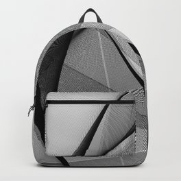 My Strong Gentle Heart. Abstract Art Backpack