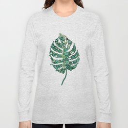 Palm leave Long Sleeve T-shirt