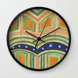 Sacral Architecture Wall Clock