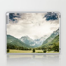 Cloudy sky Laptop & iPad Skin