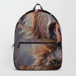 Let Me Roar Backpack