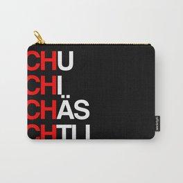 Chuchichäschtli Carry-All Pouch
