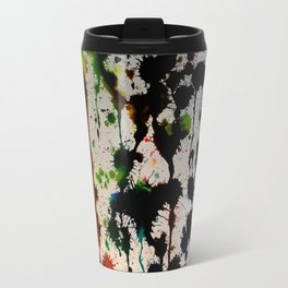 Dripping Color Travel Mug
