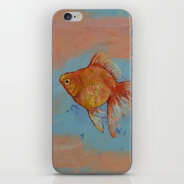 Ryukin Goldfish iPhone Skin