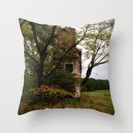 Only Thing Left Standing Throw Pillow