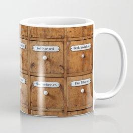 Pharmacy storage Coffee Mug