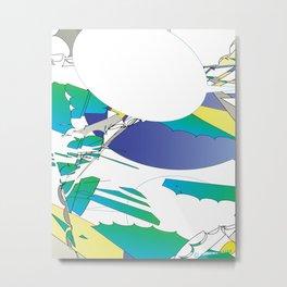 Color #2 Metal Print
