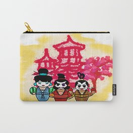 Chien po Ling and Yao Mamiji  Carry-All Pouch
