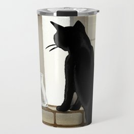 Out of the window Travel Mug
