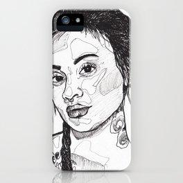 kehlani iPhone Case