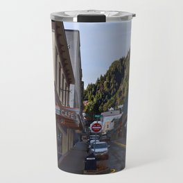 Seward Street in Juneau Travel Mug