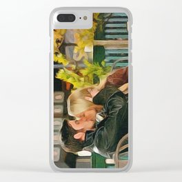 You Traded Your Ship for Me? Clear iPhone Case