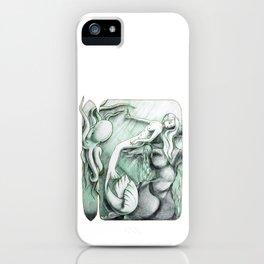 Sea Break iPhone Case