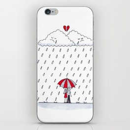 Love stories  iPhone Skin