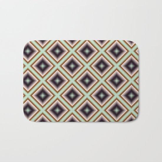 Starry Tiles in BMAP 01 Bath Mat