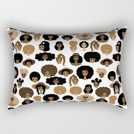 All My Sisters Rectangular Pillow