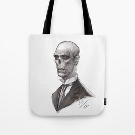 Portrait of a Ghost Tote Bag