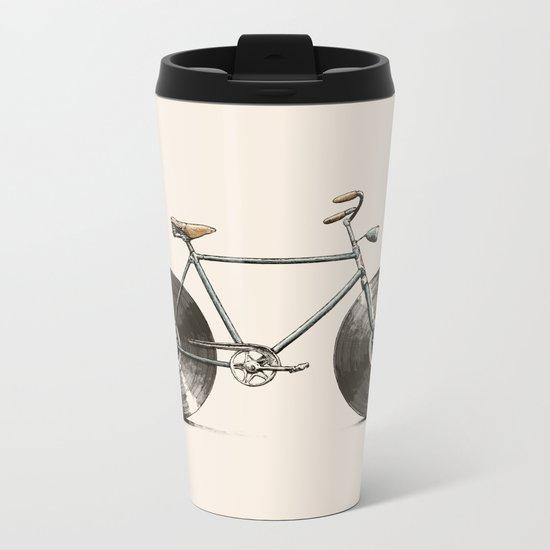 Velophone Metal Travel Mug