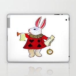 WHITE RABBIT Laptop & iPad Skin