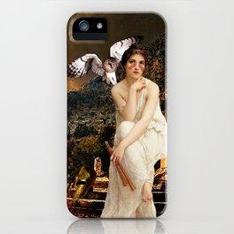Ruin - Pallas Athena iPhone Case