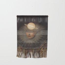 Mrs. Saturn Wall Hanging